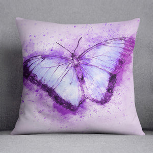 Butterfly Painting Cushion