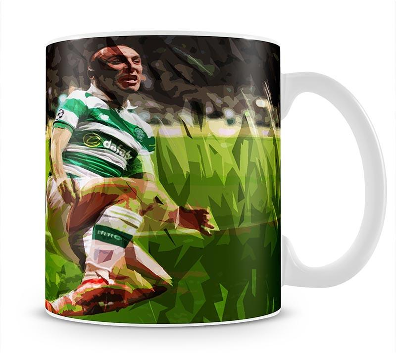 Celtic Scott Brown Mug - Canvas Art Rocks - 1