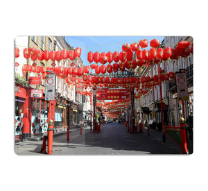 Chinatown London under Lockdown 2020 HD Metal Print - Canvas Art Rocks - 1