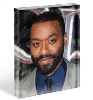 Chiwetel Ejiofor Acrylic Block - Canvas Art Rocks - 1