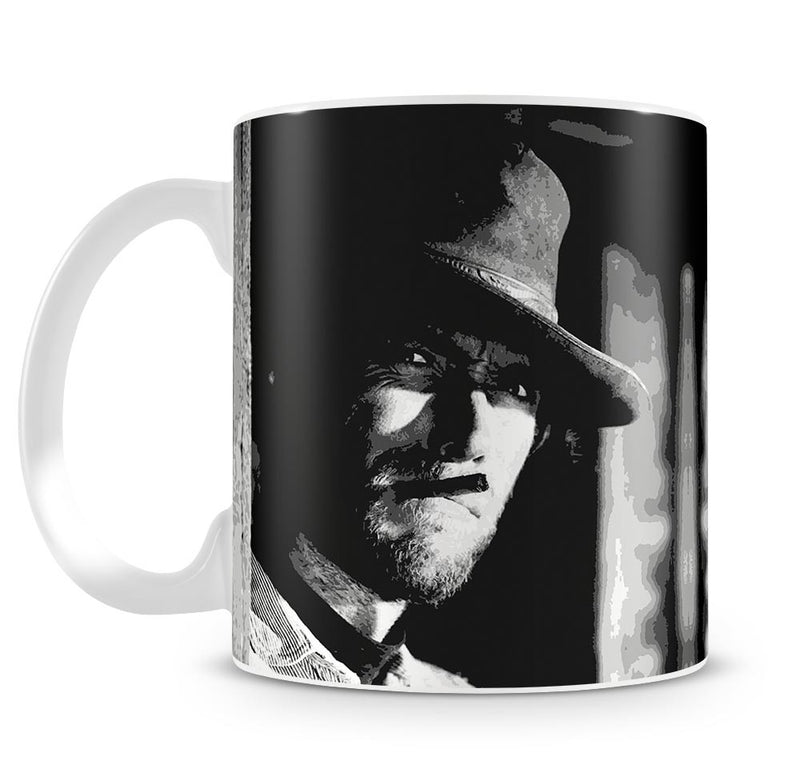 Clint Eastwood Fistful of Dollars Mug - Canvas Art Rocks