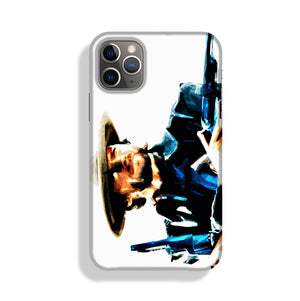 Clint Eastwood Spaghetti Western Cowboy Phone Case iPhone 11 Pro Max