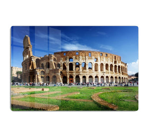 Colosseum in Rome Italy HD Metal Print