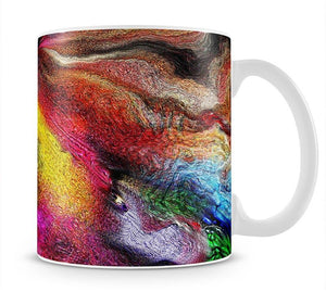 Colour Spash Mug - Canvas Art Rocks - 1