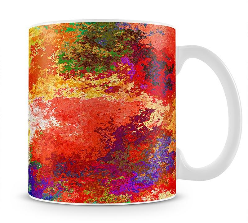 Colour Splash Version 2 Mug - Canvas Art Rocks - 1