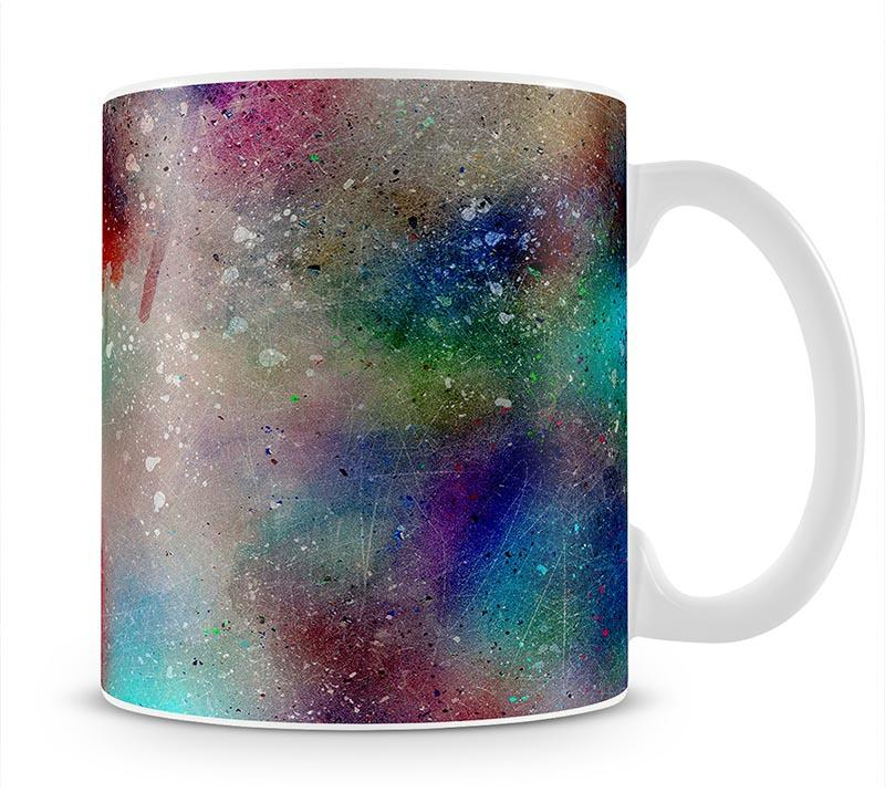 Colourful Mist Mug - Canvas Art Rocks - 1