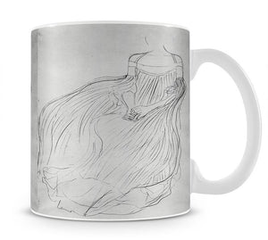Costume study by Klimt Mug - Canvas Art Rocks - 1