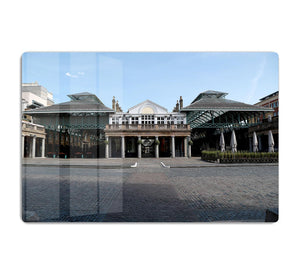 Covent Garden London under Lockdown 2020 HD Metal Print - Canvas Art Rocks - 1