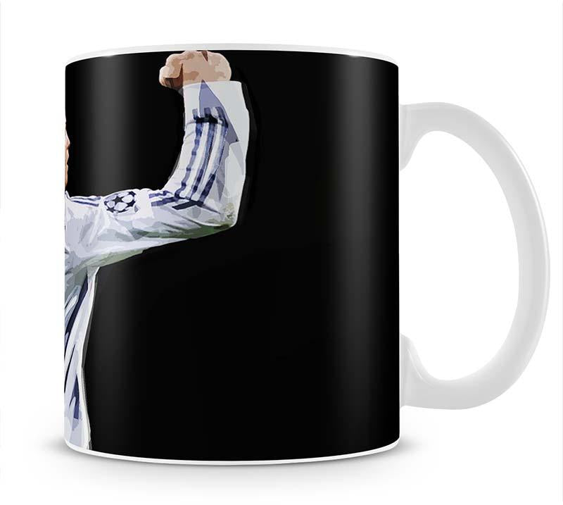Cristiano Ronaldo Mug - Canvas Art Rocks - 1