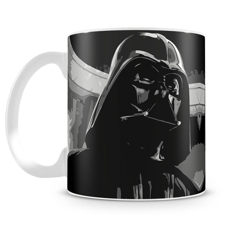 Darth Vader Two Tone Mug - Canvas Art Rocks