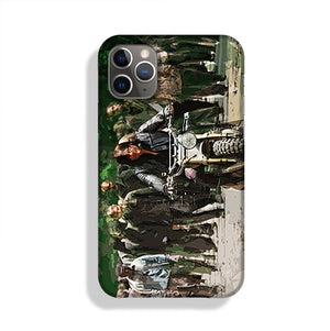 Daryl The Walking Dead Phone Case iPhone 11 Pro Max