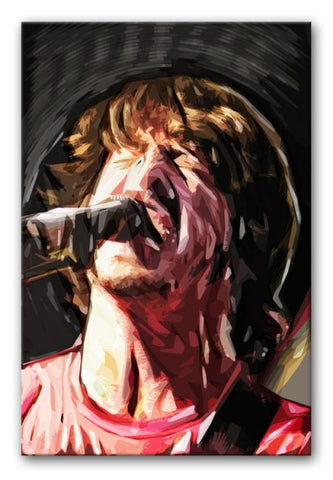 The Foo Fighters' Dave Grohl Print - They'll Love Wall Art - 1