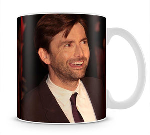 David Tennant Mug - Canvas Art Rocks - 1