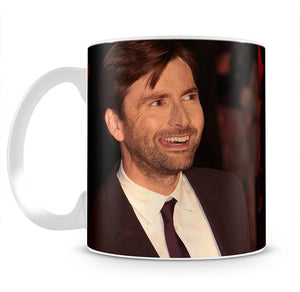 David Tennant Mug - Canvas Art Rocks - 2
