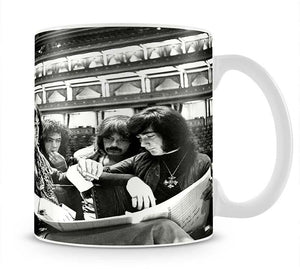 Deep Purple go classical Mug - Canvas Art Rocks - 1