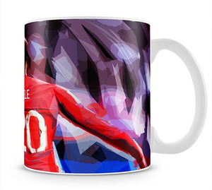 Dele Alli England Celebration Mug - Canvas Art Rocks - 1