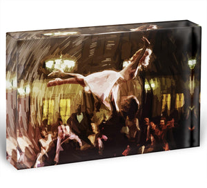 Dirty Dancing Acrylic Block - Canvas Art Rocks - 1