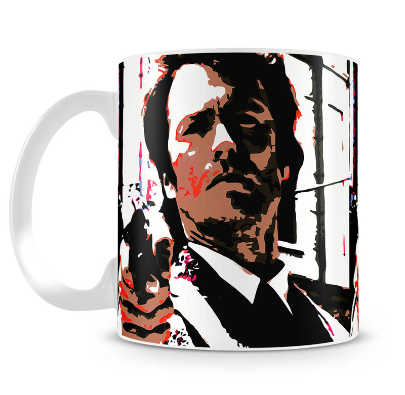 Dirty Harry Feelin' Lucky Punk Mug - Canvas Art Rocks