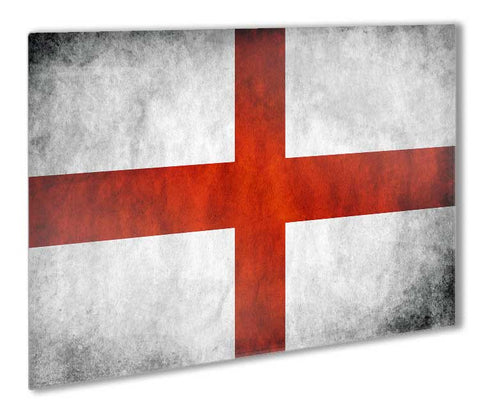 England Flag Metal Print - They'll Love Wall Art - 1