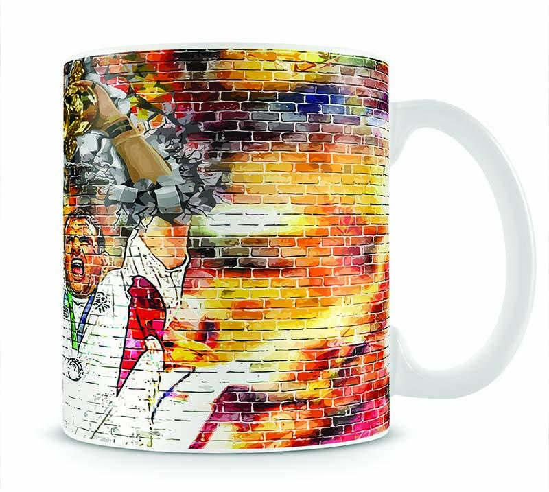 England Rugby World Cup Win 2003 Mug - Canvas Art Rocks - 1