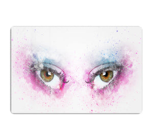Eye Painting HD Metal Print