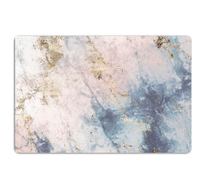 Faded Marble HD Metal Print - Canvas Art Rocks - 1