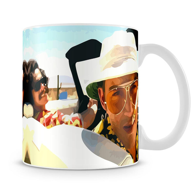 Fear and Loathing in Las Vegas Mug - Canvas Art Rocks