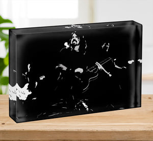 Foo Fighters Acrylic Block - Canvas Art Rocks - 2