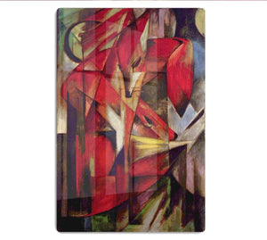 Foxes by Franz Marc HD Metal Print