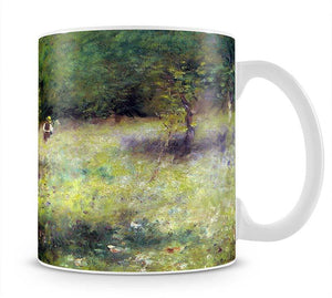 Frahling in Chatou by Renoir Mug - Canvas Art Rocks - 1