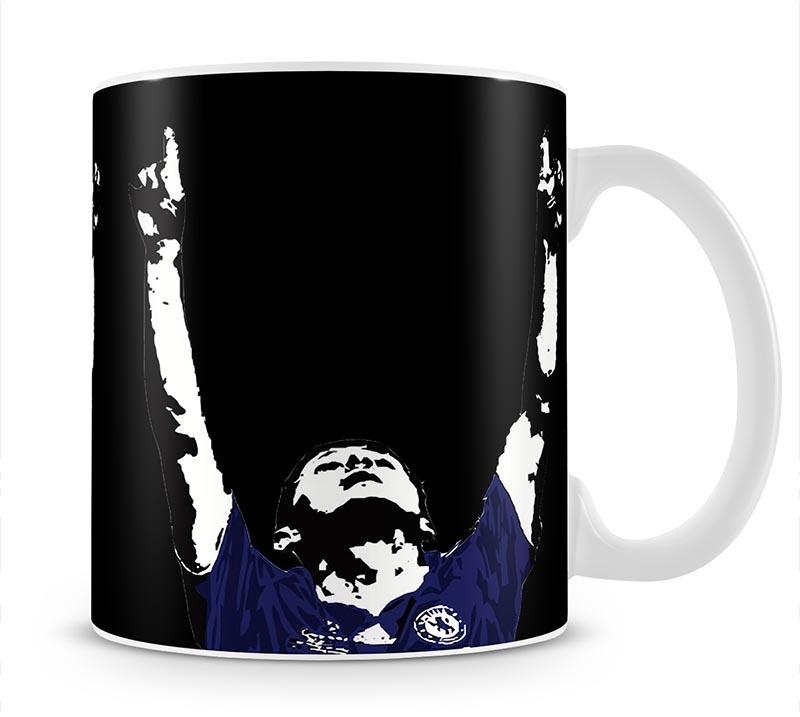 Frank Lampard Pop Art Mug - Canvas Art Rocks - 1