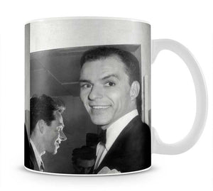 Frank Sinatra in 1950 Mug - Canvas Art Rocks - 1