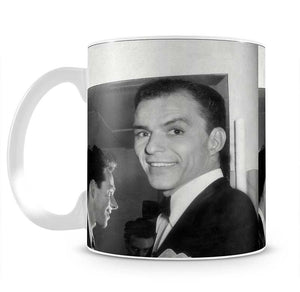 Frank Sinatra in 1950 Mug - Canvas Art Rocks - 2