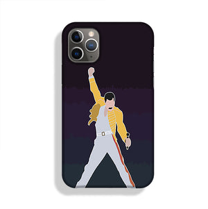 Freddie Mercury Iconic Phone Case iPhone 11 Pro Max