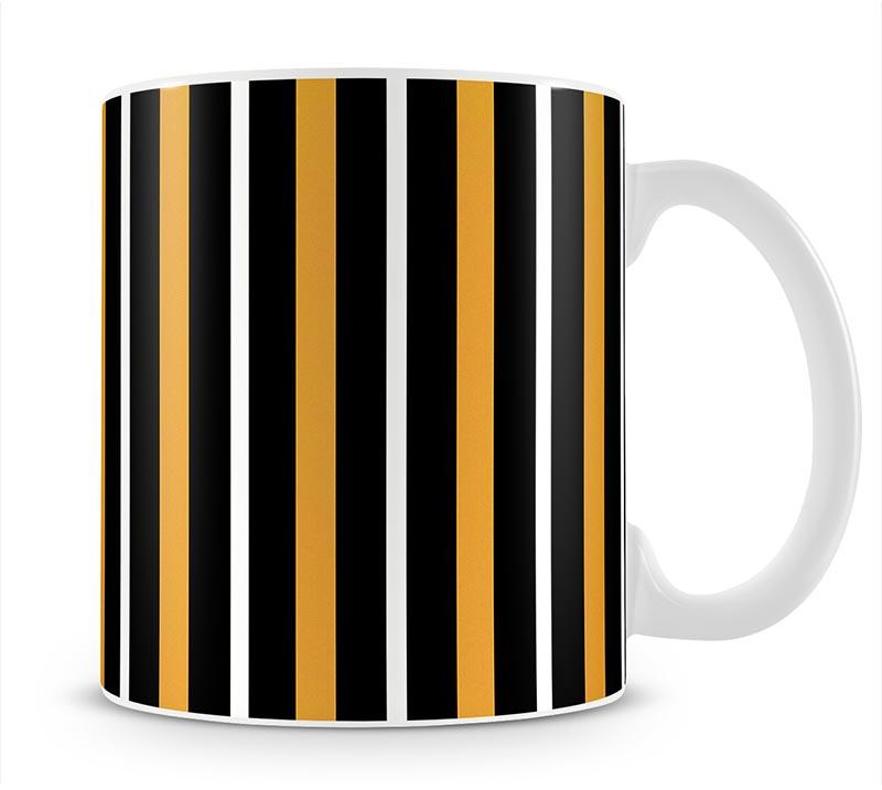 Funky Stripes FS2 Mug - Canvas Art Rocks - 1