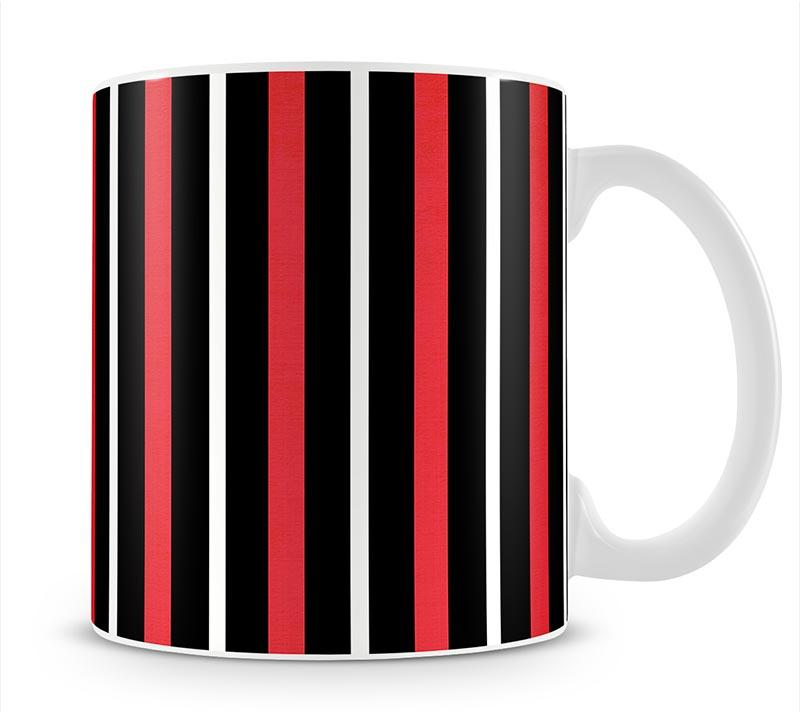 Funky Stripes FS4 Mug - Canvas Art Rocks - 1