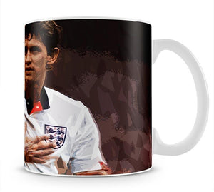 Gary Lineker England Mug - Canvas Art Rocks - 1