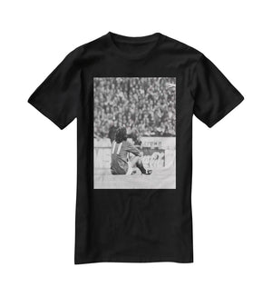 George Best Protest T-Shirt - Canvas Art Rocks - 1