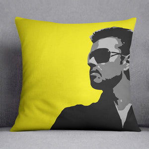 George Michael Pop Art Cushion