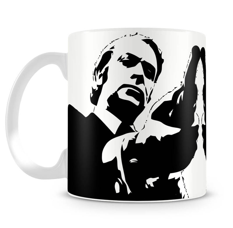 Get Carter Pop Art Mug - Canvas Art Rocks