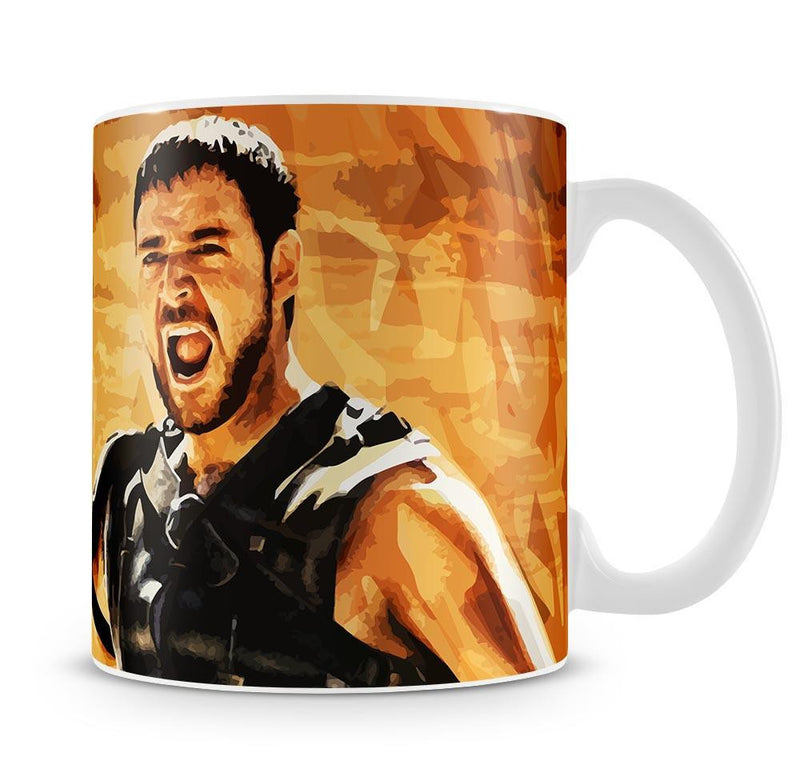 Gladiator Mug - Canvas Art Rocks - 4