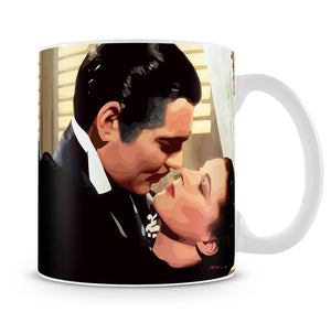 Gone With the Wind Mug - Canvas Art Rocks