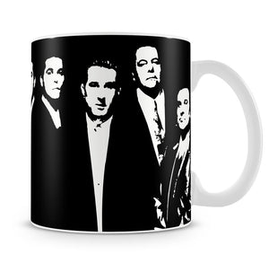 Goodfellas Black & White Mug - Canvas Art Rocks