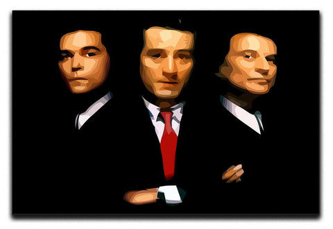 Goodfellas Print - Canvas Art Rocks - 3