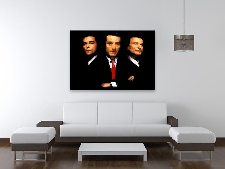 Goodfellas Print - Canvas Art Rocks - 8