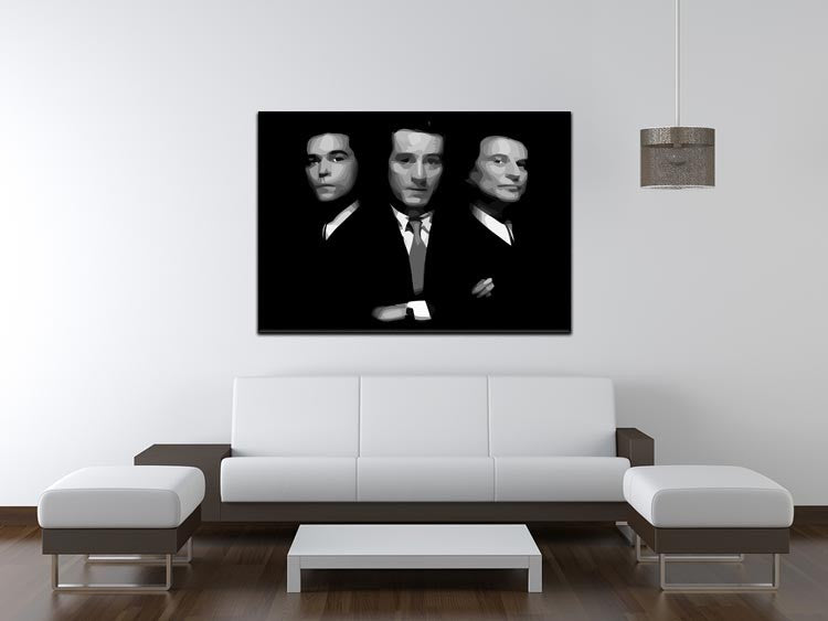 Goodfellas Print - Canvas Art Rocks - 7