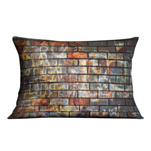 Graffiti wall Cushion - Canvas Art Rocks - 4