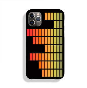 Graphic Equaliser Phone Case iPhone 11 Pro Max