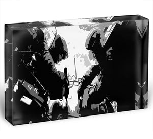 Gravity Movie Acrylic Block - Canvas Art Rocks - 1