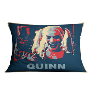 Harley Quinn Pop Art Cushion